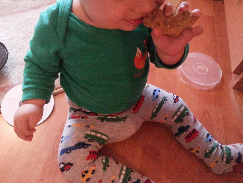 Biscuiti pentru bebelusi I