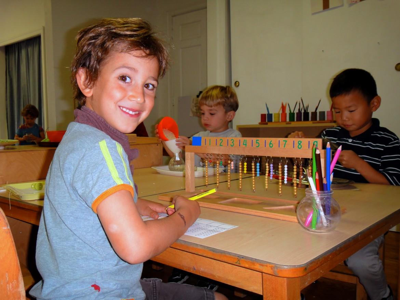 Montessori Libertate si limite