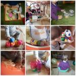 Activitati, jocuri, jucarii pentru bebelusi 6 luni+