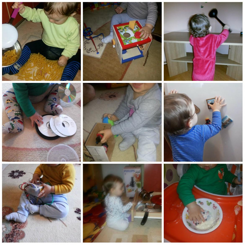 Activitati, jocuri, jucarii pentru bebelusi 10luni+