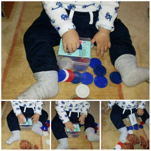 Activitati, jocuri, jucarii pentru bebelusi 10luni+ 4