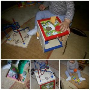 Activitati, jocuri, jucarii pentru bebelusi 10luni+8