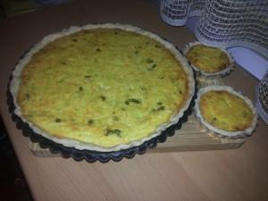 Quiche cu legume si branza (3)