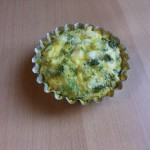 Tarta cu broccoli si branza