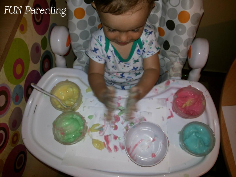 Cum sa faci acasa vopsele pentru bebelusi, netoxice6