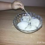 Inghetata de banana si iaurt … si pentru copii