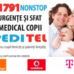 Peditel 1791 – call center pediatric non stop
