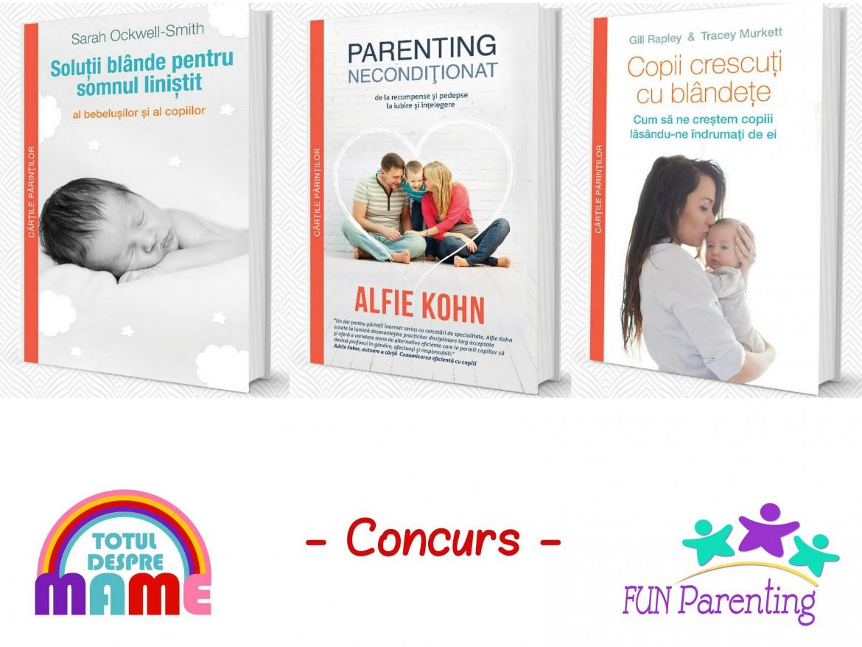 Carti utile pentru parinti