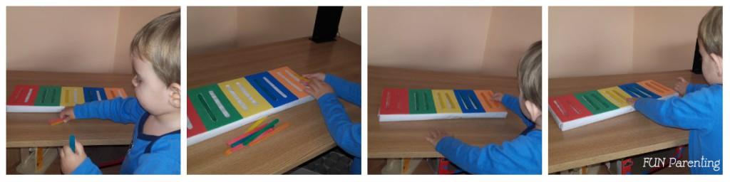 Cum il inveti culorile VI - 4