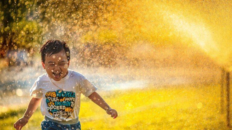 De ce au copiii nevoie sa alerge