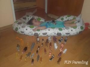 Perna pentru gravide readuce odihna (3)