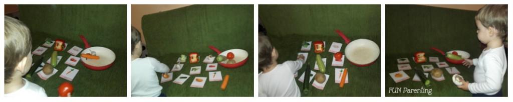 Carduri cu fructe si legume-colaj 2