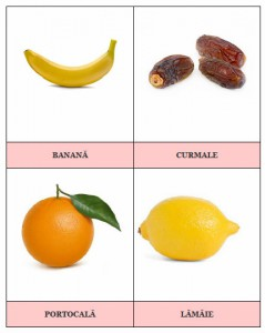 Carduri cu fructe si legume1