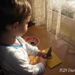 Activitati de viata practica pentru copii de 1-3 ani