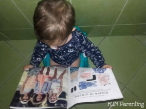 Cum sa invatam copilul sa foloseasca olita