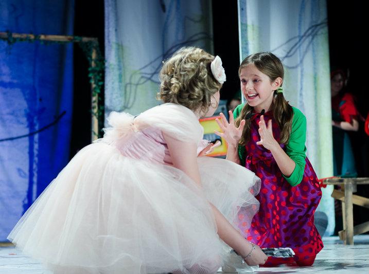 Atelierul cu jucarii - prima trupa de teatru muzical pentru copii (concurs)