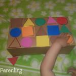 Forme geometrice, logica si asociere