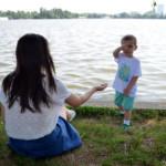 Copiii si butoanele care vindeca