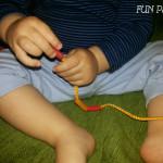 Idei de jocuri homemade care ajuta la dezvoltarea logicii