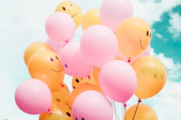 Sa invatam despre emotii … cu baloane