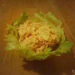 Salata cu telina, morcovi si hrean