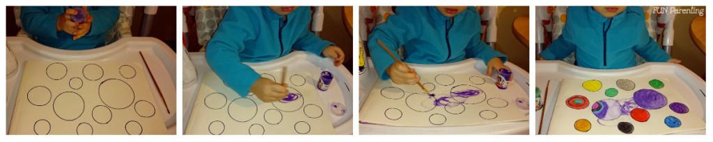 Capace, cercuri si culori2