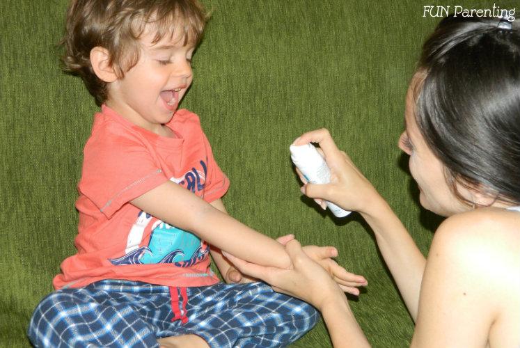 4.Pielea bebelusilor si afectiunile ei – dermatita atopica