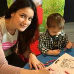 Povestea Loredanei si a blogului ei, Mama de Matei