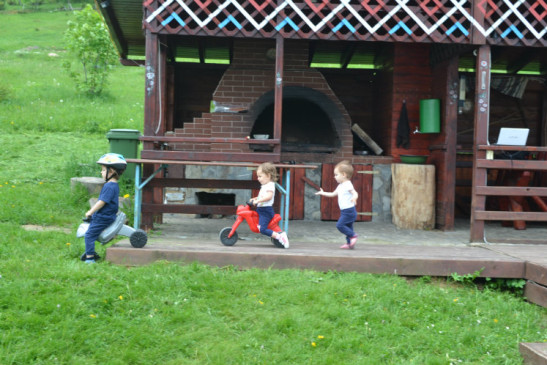 Vacanta cu prieteni si copii1