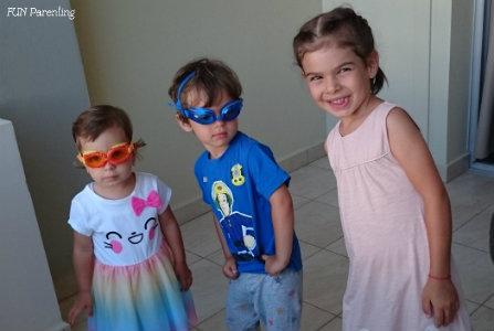 Cum sa supravietuiesti cu copiii in concediu – mini ghid