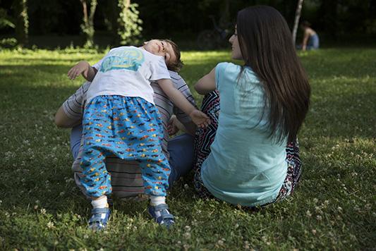 Un copil politicos cu pauze de odihna (2)