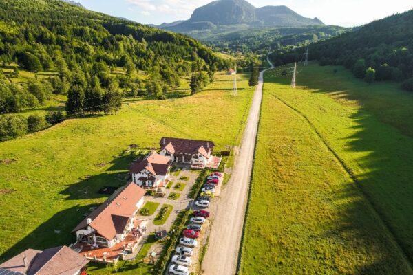 Vacanta in Romania ♥ Pastel Chalet o destinatie unde trebuie neaparat sa ajungeti