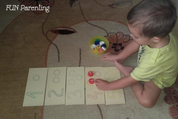 Idei de activitati si jocuri copii 3 ani+