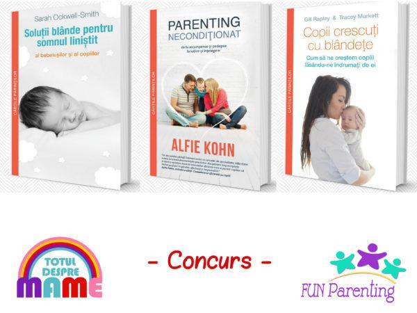 Carti utile pentru parinti (concurs)