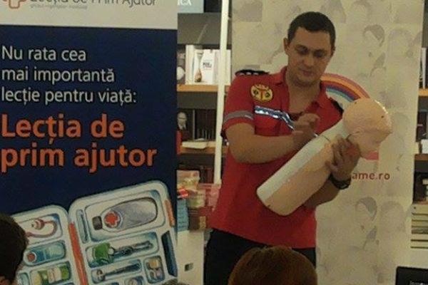 Cum sa acorzi primul ajutor copiilor