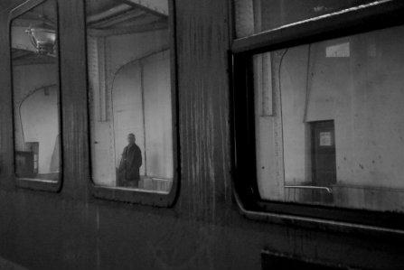 Nu m-am gandit ca luminita de la capatul durerii poate fi alt tren care vine peste mine
