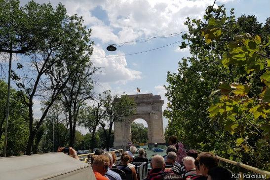 Turismul in Romania si Antonia cea prea frumoasa