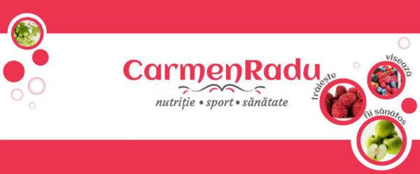Un blog cu sfaturi pentru o alimentatie sanatoasa si echilibrata www.carmenradu.ro
