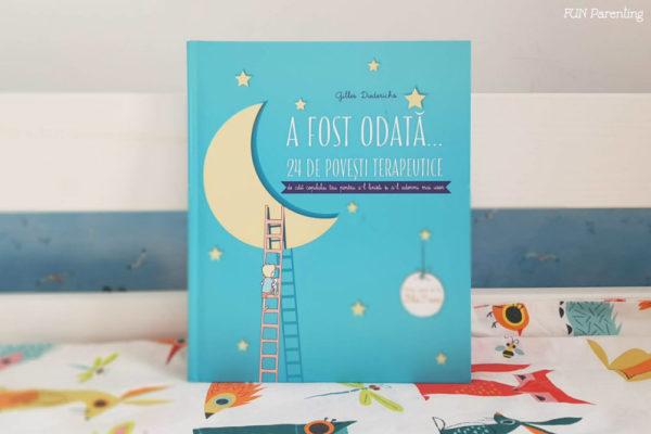 """Cărți pentru copii – """"A fost odată … 24 de povești terapeutice"""""""