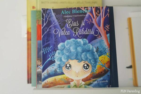 """Cărți pentru copii – """"Erus și Valea Răbdării"""""""