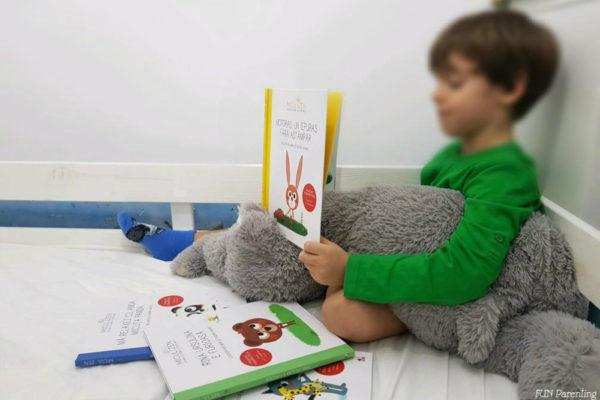 Colecția Micul Zen – Cărți pentru copii