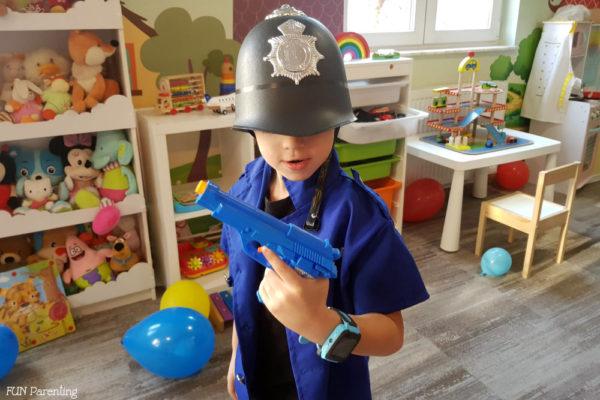 Cum am sărbătorit ziua de naștere a copilului la Olandia Play Cafe