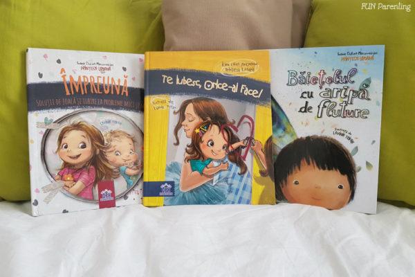 Cărțile scrise de Ioana Chicet Macoveiciuc – Cărți pentru copii