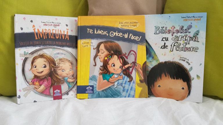 Cărțile scrise de Ioana Chicet Macoveiciuc