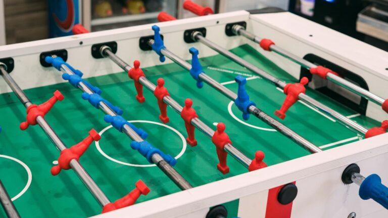 Cum să faci o masă de fotbal