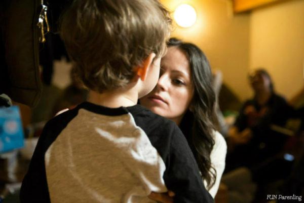 Copiii sunt foarte fideli vorbelor pe care le spun parintii. Devin ceea ce le spui ca sunt !