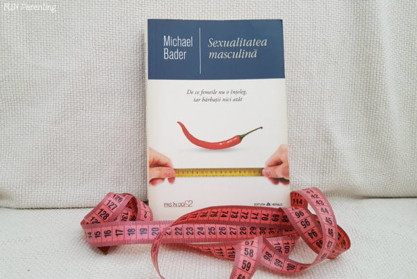 """Sexualitatea masculină"" – Michael Bader – 📚 De citit"
