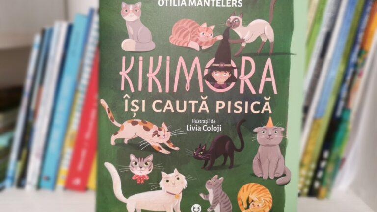 Kikimora își caută pisică